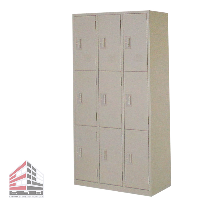 Filing System- Steel Locker KS-9D